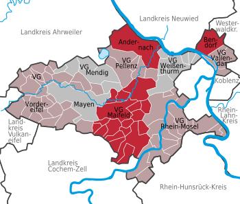 Fensterputzer Landkreis Mayen-Koblenz