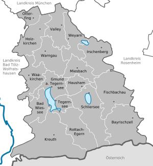 Fensterputzer Landkreis Miesbach