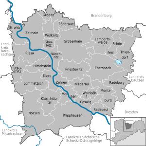 Fensterputzer Landkreis Meißen