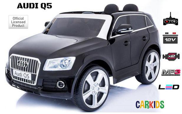 audi q5 noir cr ateur de bonheur voitures lectriques pour b b s et enfants. Black Bedroom Furniture Sets. Home Design Ideas