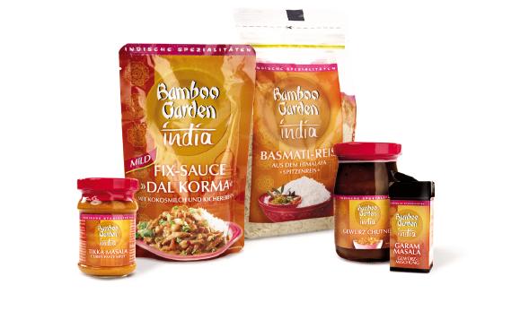 Bamboo Garden - Kattus - Food - Food Konzept - Feinkost - indisch - Packaging - Design - Designkis 2016 - Syndicate - Verpackung