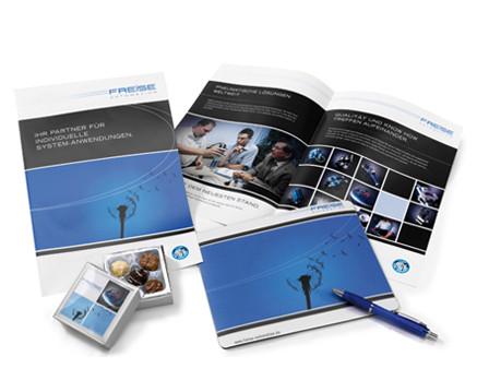 FREISE - Corporate Design - Relaunch - Logo und Corporate Identity - DesignKis - 2007