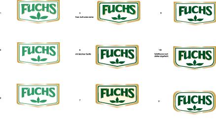 FUCHS - Kochhelfer - Logo - Verjüngung - DesignKis