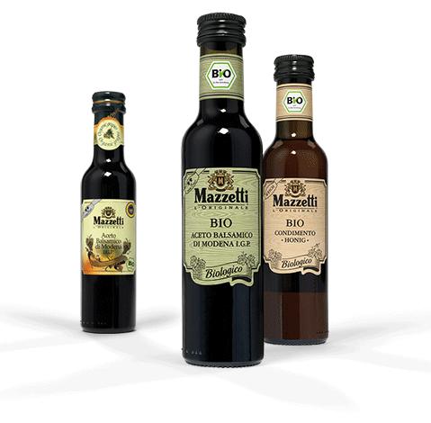 MATETTI - Balsamico - Bio - Essig - CremAceto  - Relaunch - Packaging - Design - DesignKis - 2013 - Verpackung