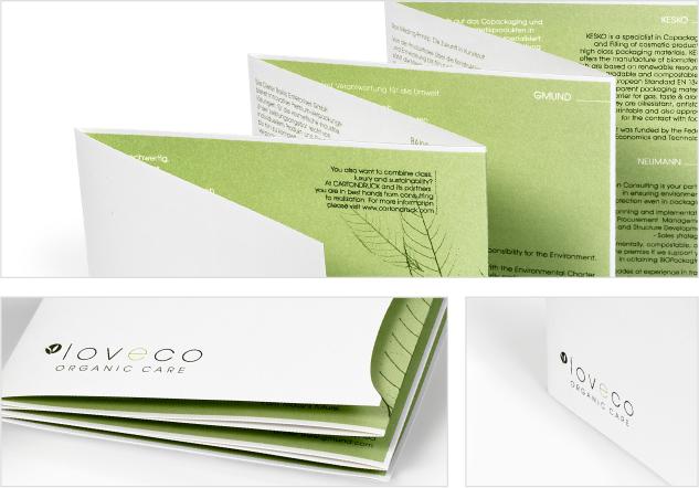 Loveco - Konzept - Idee - Präsentbox - organic care - ökologisch - Nachhaltigkeit - Design - Umwelt - Packaging - DesignKis - Luxe Pack - Loveco-Projekt - 2012 - Verpackung