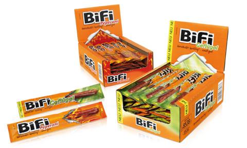 UNILEVER - Bifi Tray - passend zum Range Auftritt - Retail Design - DesignKis - 2005