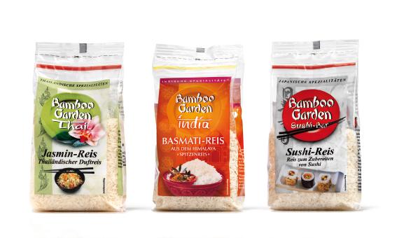 Bamboo Garden - Kattus - Food - Food Konzept - Feinkost - Thai - indisch - Reis - Packaging - Design - Designkis - 2007 - Syndicate - Verpackung