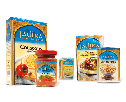 Kattus - Jadira - Food - Orient - Packaging - Design - DesignKis - 2007 - Verpackung