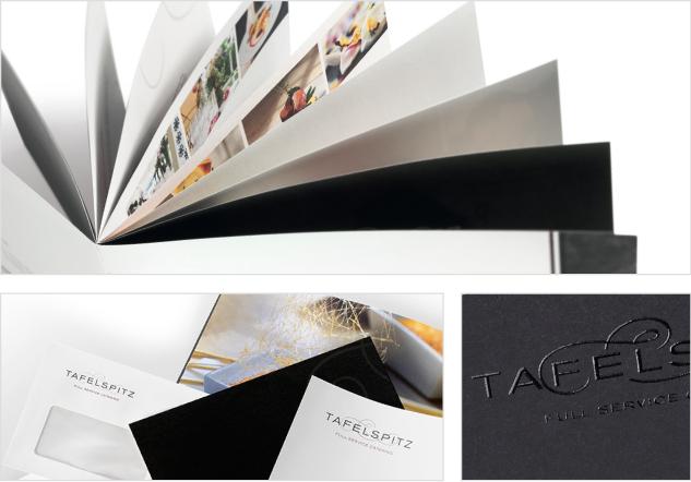 TAFELSPITZ - Full Service Catering - Logoentwicklung - Corporate Design - DesignKis - 2012