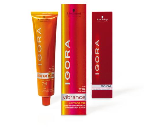 SCHWARZKOPF - Igora Vibrance - Relaunch - frisch - Igora Royal - Packaging - Design - DesignKis - 2011 - Verpackung