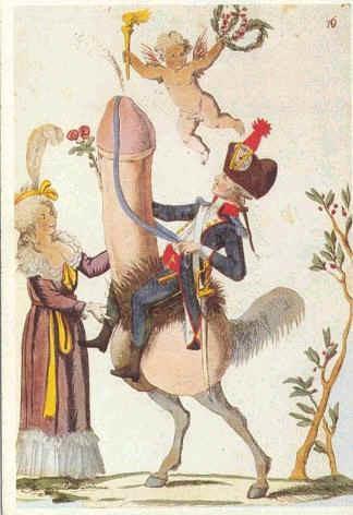 Marie Antoinette, Marquis de Lafayette