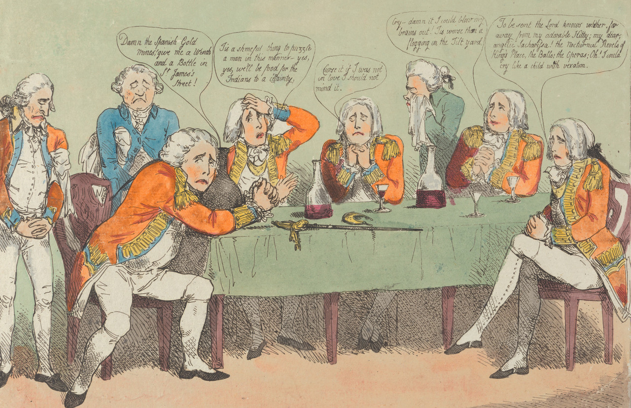 american revolution nasty political cartoons don glickstein