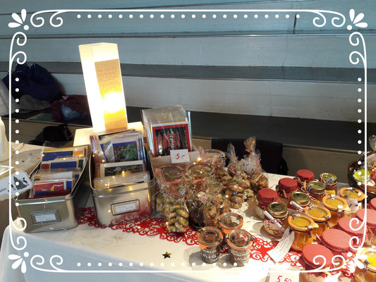 #Märt 55 #Weihnachtsmarkt GZ Heuried #Weihnachtsgebäck #Selbstgebacken