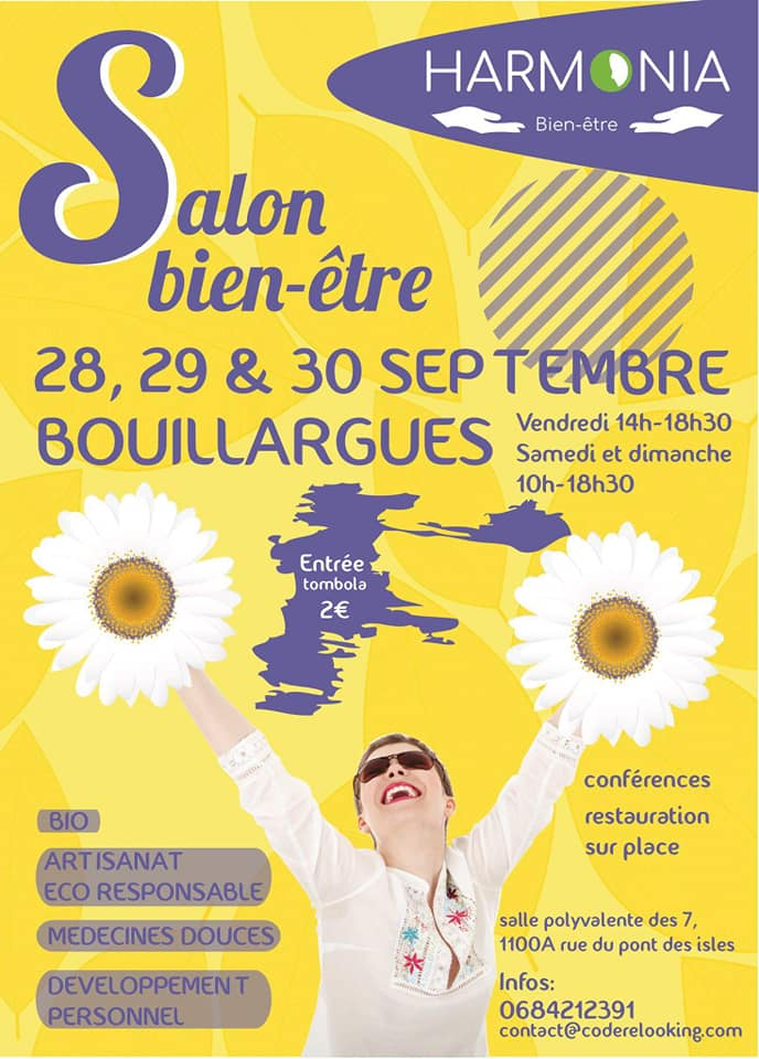 Salon Harmonia à Bouillargues septembre 2018