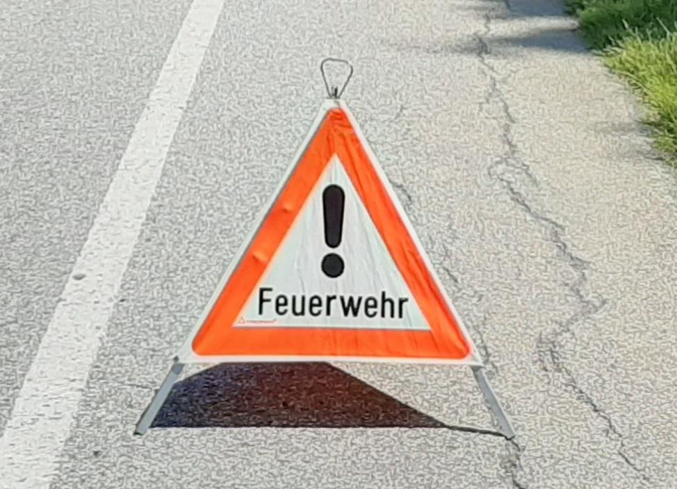 Hochwassereinsatz in Kufstein