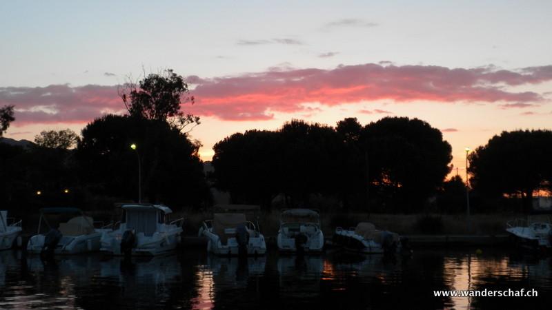 Hafen von St-Florent