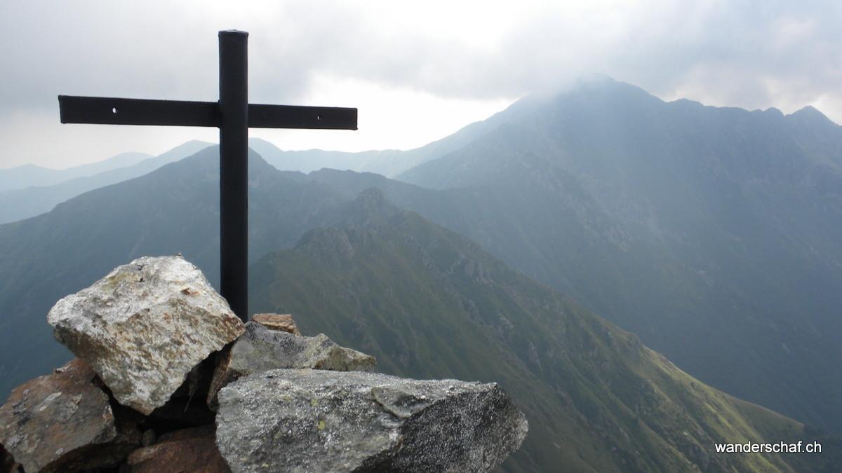 Blick zum Monte Zeda