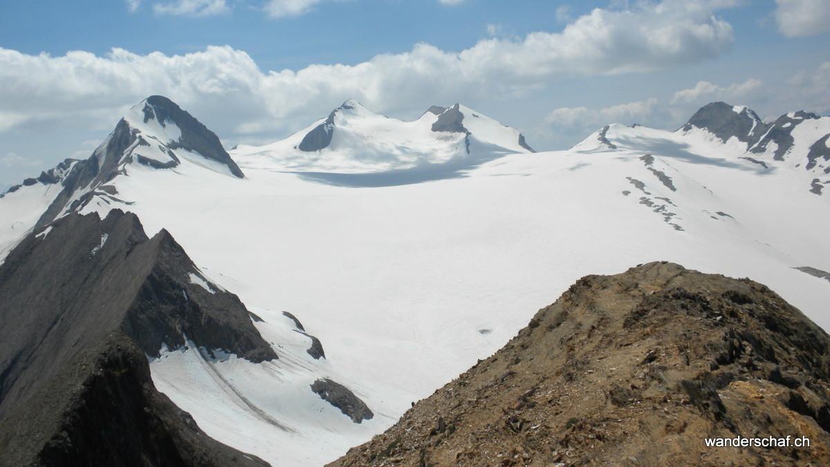 Griesgletscher mit dem Blinnenhorn