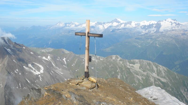 der Schweizergipfel vom Blinnenhorn