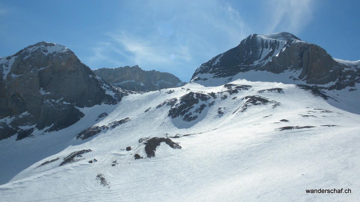 Blick zurück zum Chilchli