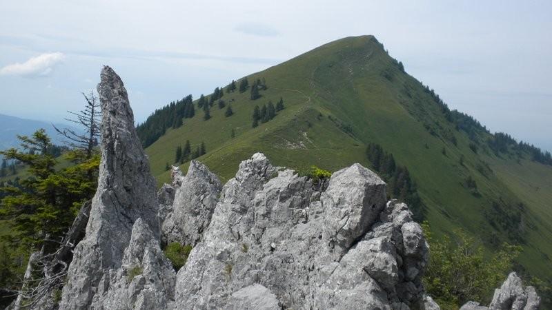 Blick zurück zum Buochserhorn