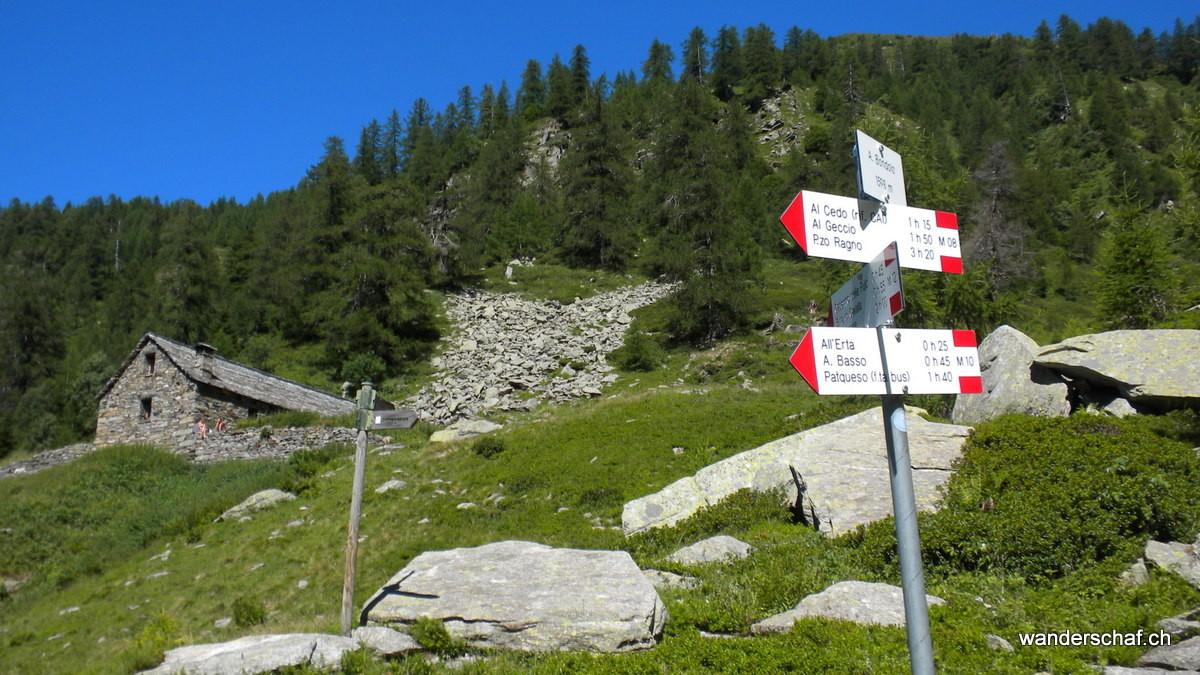 Alpe Bondolo