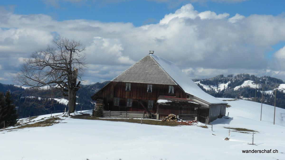 Risiseggchnubel Hütte