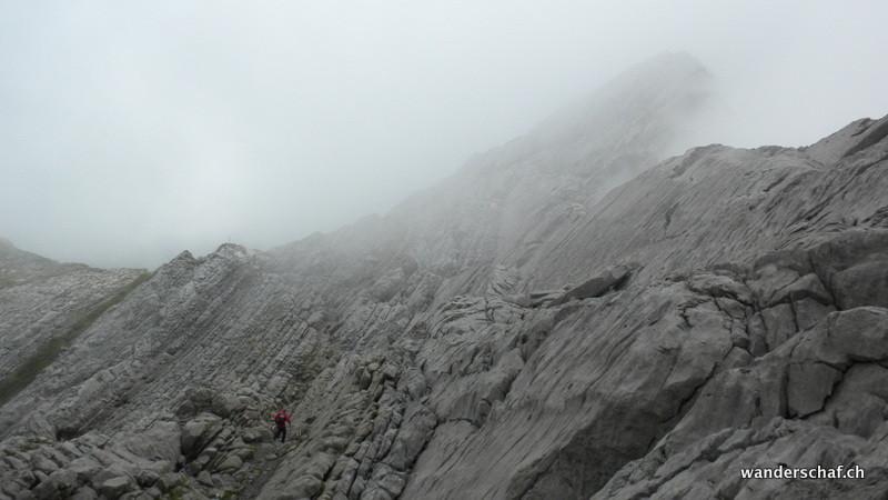 unterhalb vom Graukopf