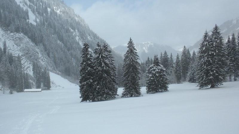 Winterstimmung im Fildrich