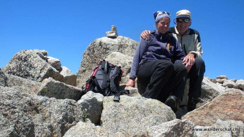 Gipfelglück auf dem Monte Rotondo