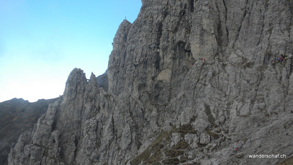 Wie viele Kletterer findest du?