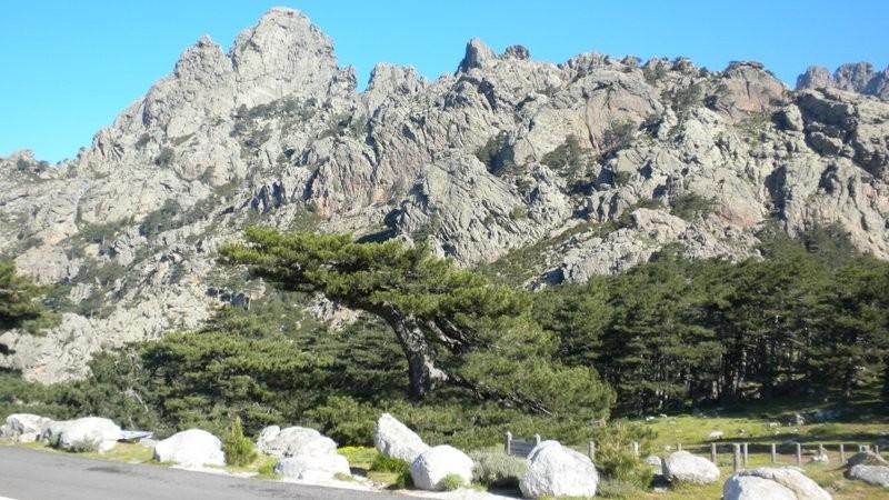beim Col de Bavella
