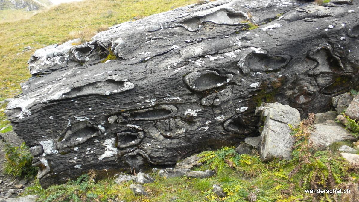 spezielle Gesteine