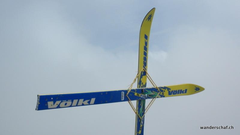 spezielles Gipfelkreuz