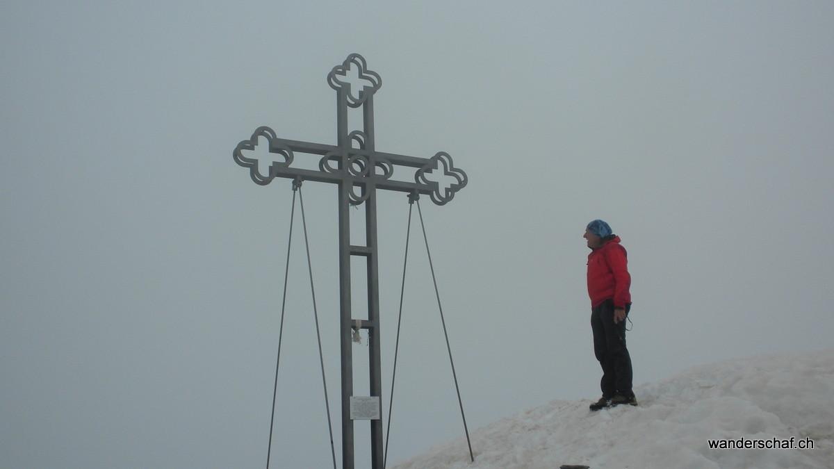 auf dem Monte Legnone