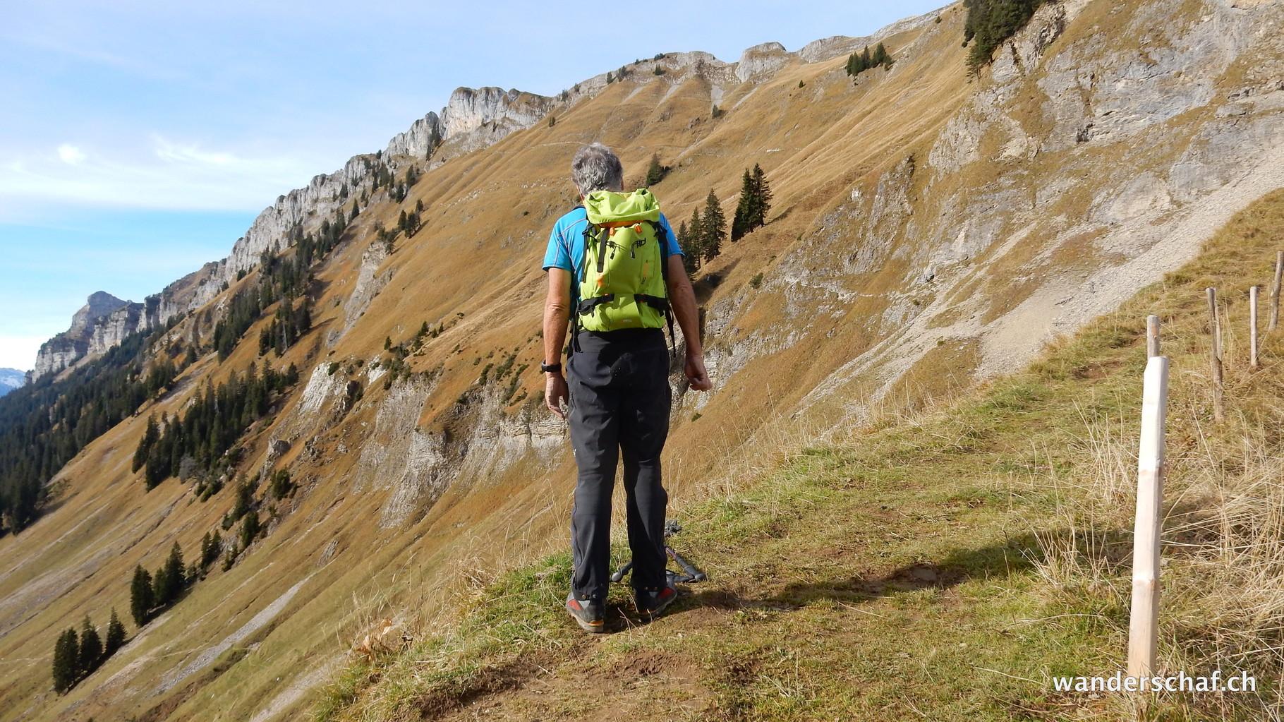 Aufstieg Richtung Stechelberg