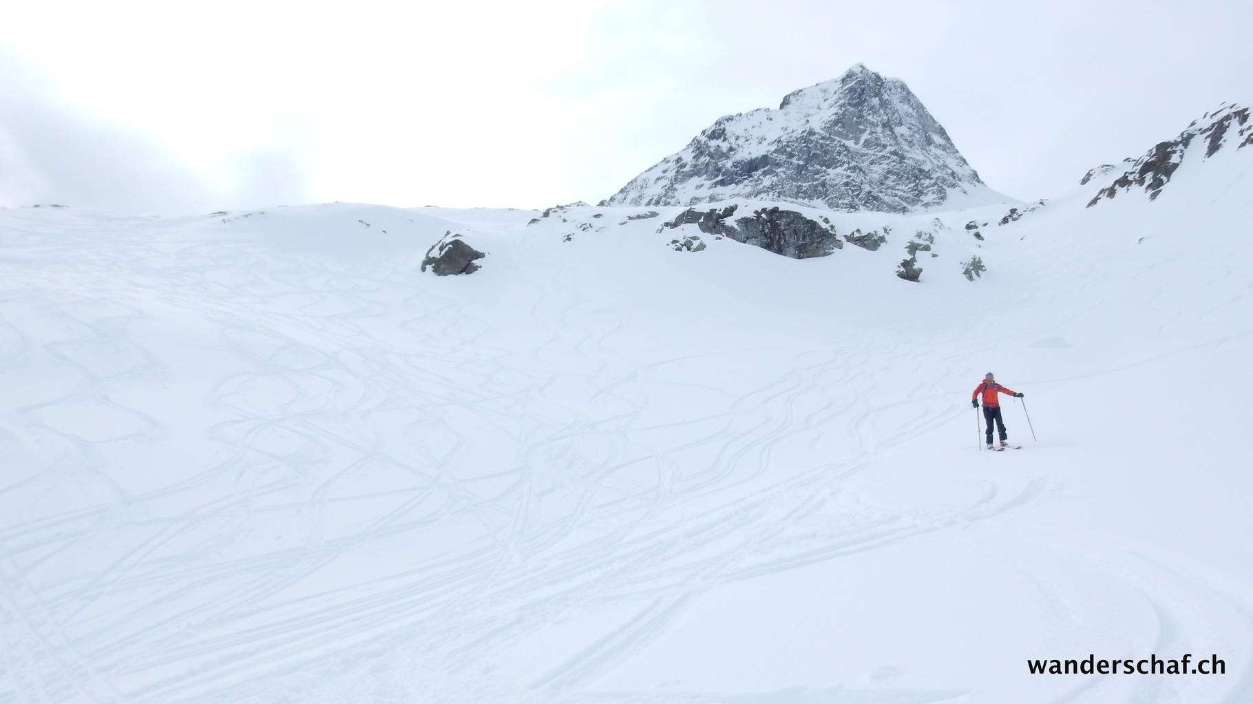 Richtung Alp da Sett