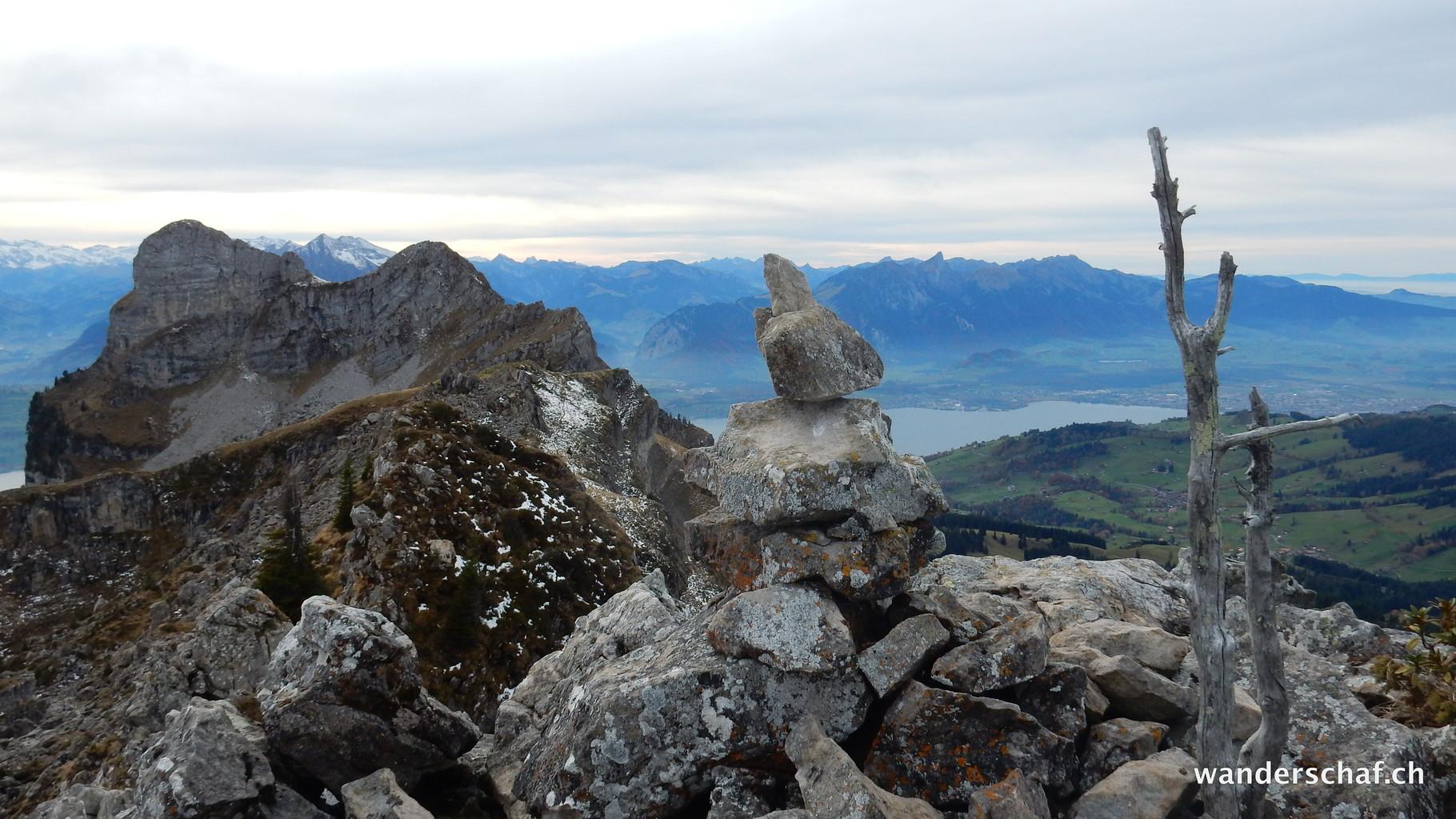 Blick zum Sigriswiler Rothhorn