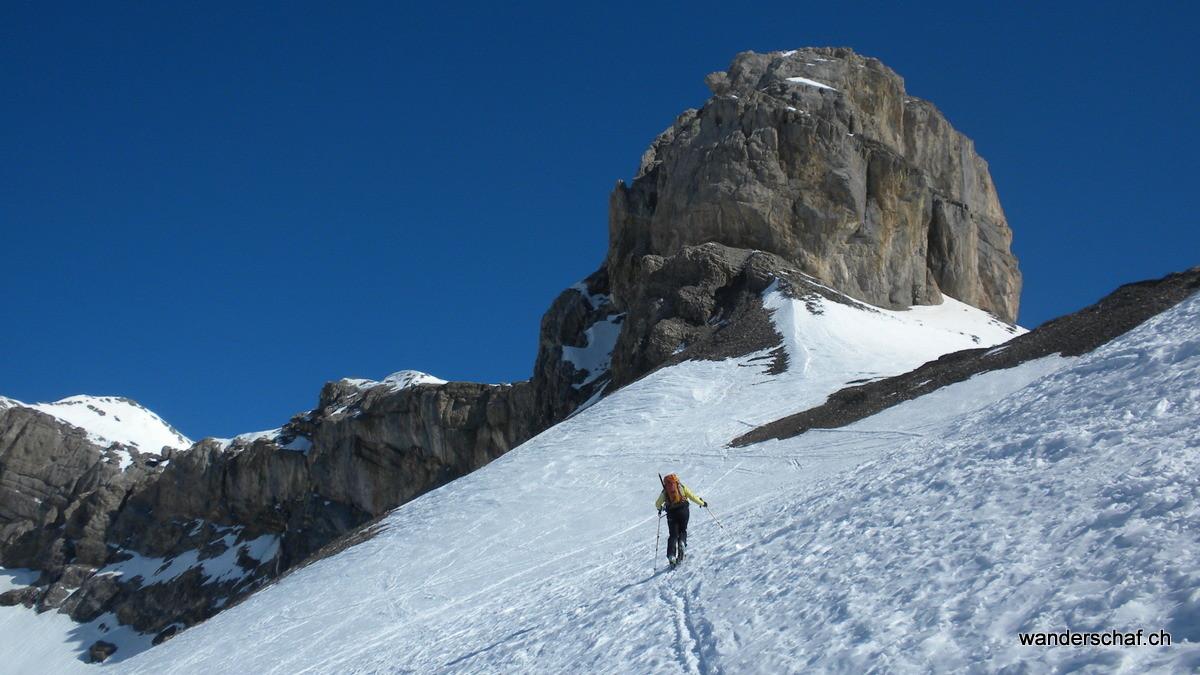 unterhalb vom Mont Pucel