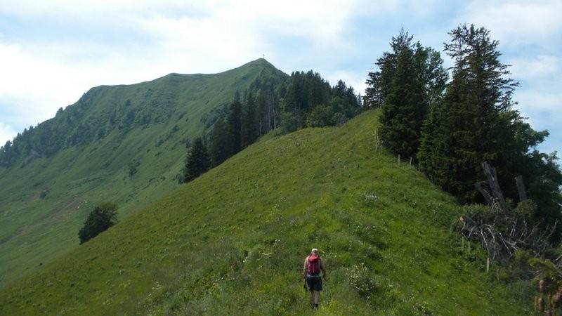 Buochserhorn in Sicht