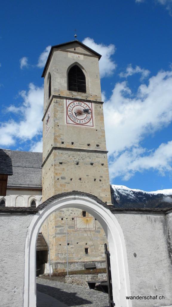 das Kloster San Jon in Müstair