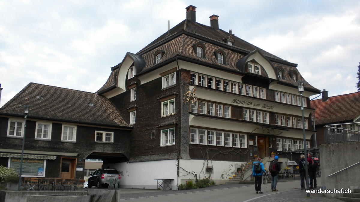 Gasthaus Rössli in Mogelsberg