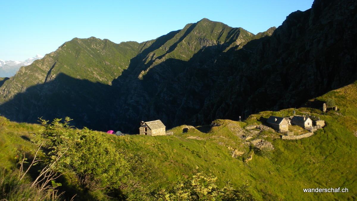 Bivacco Alpe della Colma