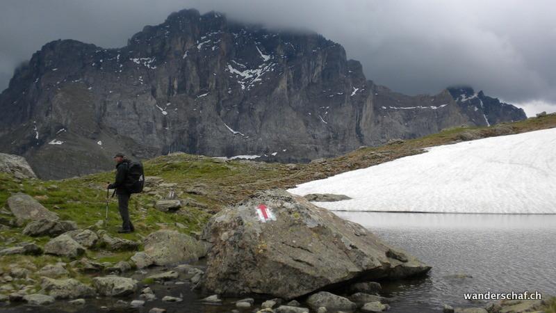 Abstieg ins Griestal