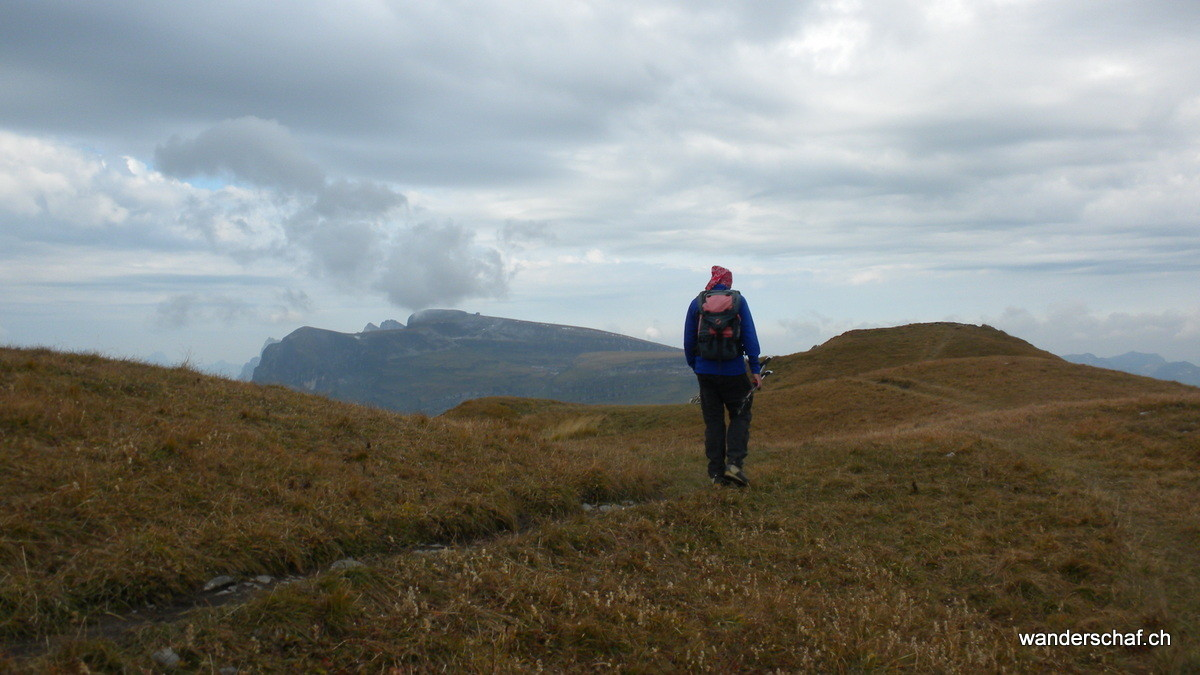 Gipfelplateau vom Margelchopf