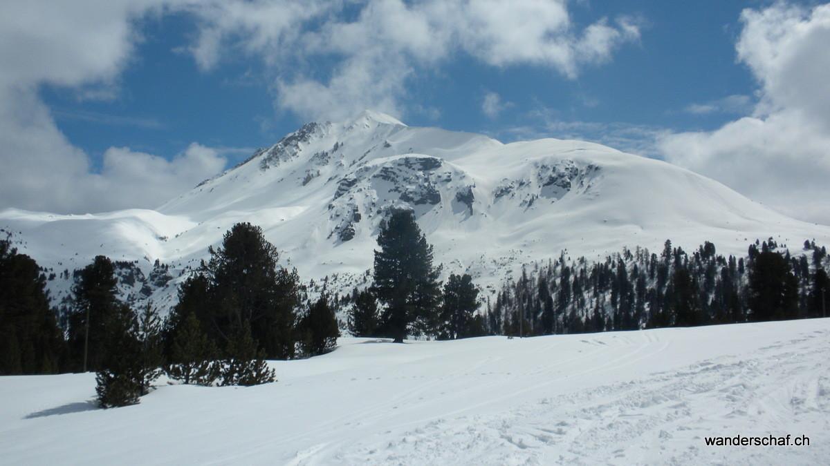 ein schöner Berg.....Piz Daint