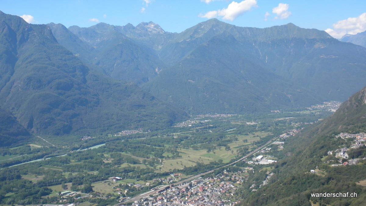 oberhalb von Premosello Val d'Ossola