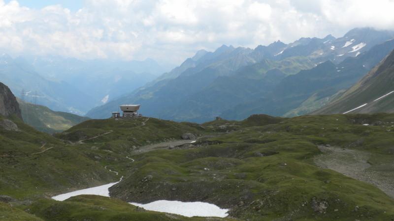 die Ausserirdischen sind im Val Corno gelandet.....