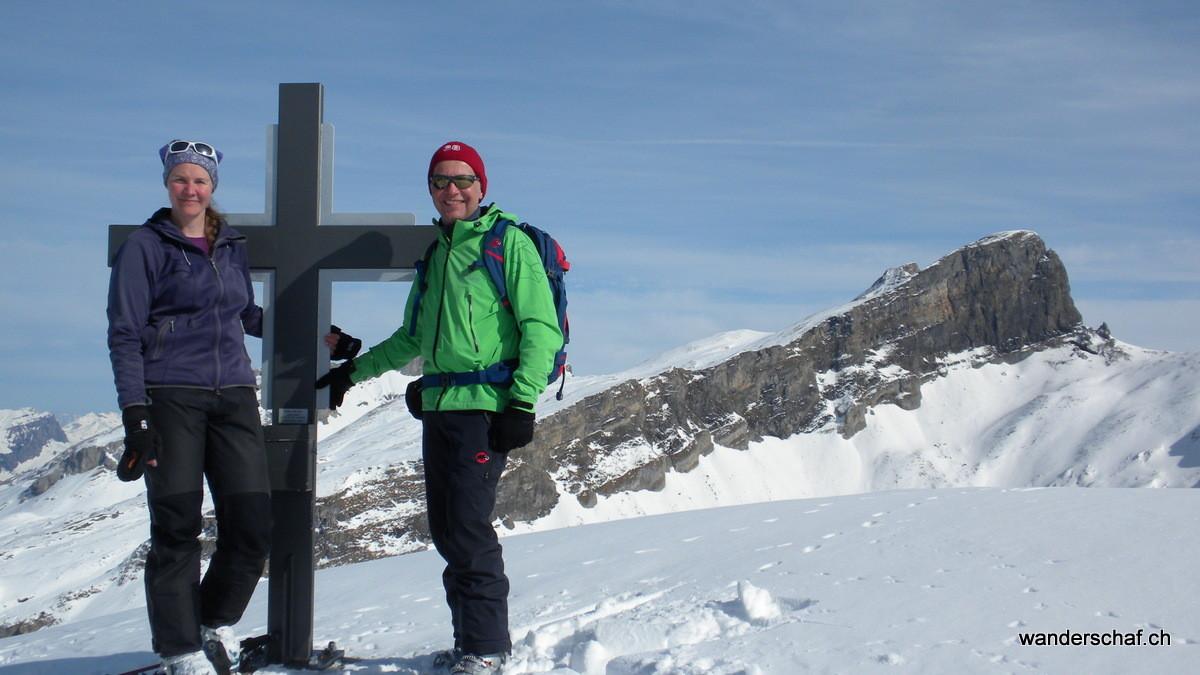 3. Gipfelglück von heute