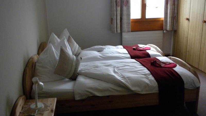 gemütliches Doppelzimmer im Hotel Diavolezza